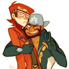 Hardenshipping Maxie and Archie