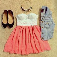 8a7d3dbe80 Cute Summer Outfits For Teens - Fashion Corner