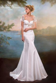 Свадебное платье «Виктория» — Модный Дом Светланы Лялиной