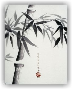 Chinese Brush Paintings by Skip Roma #interiordesign www.ArtbySkipRoma.com
