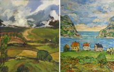 David Sandum - Storm Front - The Old Vacation Spot