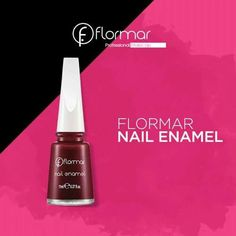Flormar Nail Enamel tiene la más amplia gama de colores, mattes, perlados y brillantes. ¿Cuál es tu favorito?