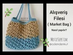 Youtube Tags, Vídeos Youtube, Basket Bag, Crochet Handbags, Summer Bags, Crochet Animals, Straw Bag, Crochet Patterns, Pouch