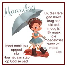 Goeie More, Afrikaans, Good Morning, Positive Quotes, Verses, Day, Fictional Characters, Amanda, Good Day