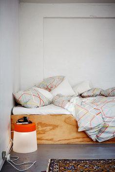 À copier version maison lampe givrée/table de chevet!  Poppytalk: IKEA INTRODUCES NEW IKEA PS 2014 COLLECTION