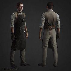 19eb13ebb9e 37 Best The Order 1886 images in 2019 | Fantasy art, Drawings, The order