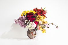 Flower Bouquet by Mark Colle - Marcel Lennartz Photography