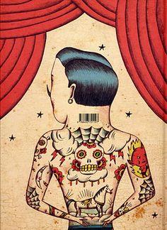it's deadlicious™: Papa tatuado
