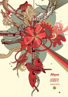 Bloom Arts Festival by *Aseo on deviantART