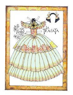 Legacy Pride Volume II Number III - Paper Doll - Katerine Coss - Picasa Web Albums