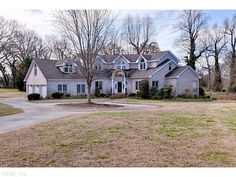 Waterfront Open House Sat. 3/5 from 12-3 pm.  Call/text 757-418-2139 for personal tour.  116 Sleepy Point Way, Suffolk, Va. #MauraBain.com Suffolk Va, 3 Pm, Hampton Roads, Open House, The Hamptons, Real Estate, Houses, Mansions, House Styles