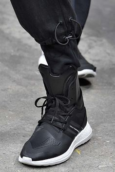 low priced bc4f1 bad09 adidas Y-3 Fall Winter 2016 Collection Sneakers Mode, Skor Sneakers, Ledig,