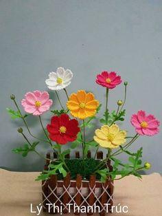 Eu Amo Artesanato: Flores