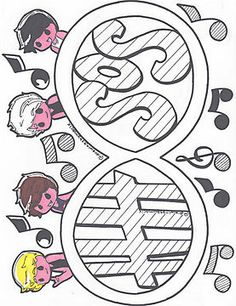 infinity drawing of 5 seconds of summer $6.60 on redbubble