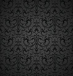 luxurious Floral pattern vector set 04