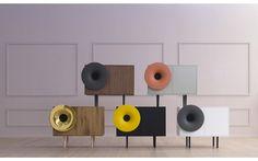 Caruso Music Cabinet