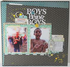 Boys Being Boys by shere1068