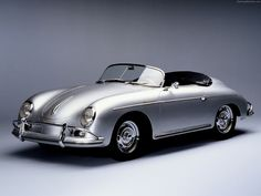 Porsche 356, my favorite!