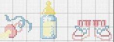 alfabetos punto de cruz - Cerca amb Google