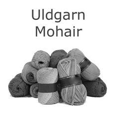 Uldgarn - Mohair
