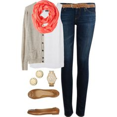 Cardigan, created by classically-preppy on ...
