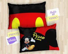 Festa do Mickey Almofadas Personalizadas
