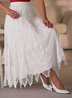 Una falda blanca. Hable con LiveInternet - Servicio rusos Diarios Online