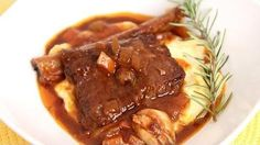 Braised Short Ribs Recipe - Laura in the Kitchen - Internet Cooking Show Starring Laura Vitale