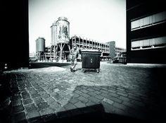 Dumpster Pinhole Cameras Capture a City's Hidden Side