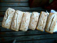 pão de trigo com alecrim | fermentação natural {festin)