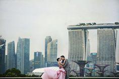#wedding #photography #weddingday #singapore #prewedding #marina #fusiapics