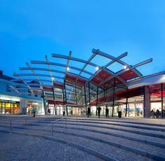 Gallery - Mediacite / Ron Arad Architects - 4