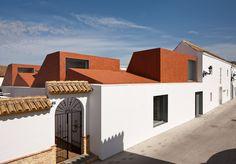 sol89 retrofits slaughterhouse with cooking school in cadiz, spain