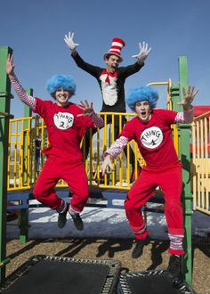 "Photos: SCERA presents ""The Cat in the Hat"" #thatsTheTicket"