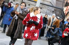 Voguiats from New York Fashion Week