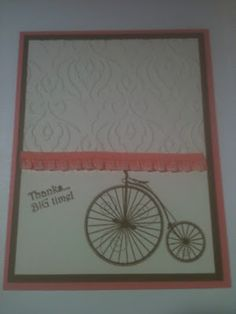 Timeless Talk: Stampin' in the Sun!
