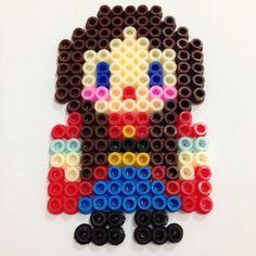 Anna - Frozen hama beads by jessica_jej3