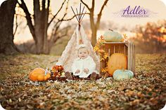 Portrait Session; Fall Shoot; Child; Children; Photo Shoot; 1 Year Pictures