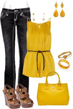 """amber"" by csallsazar on Polyvore"