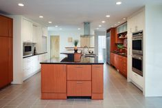 Sleek, contemporary kitchen design. From 1 of 5 projects by Inspired Interiors, discovered on search.porch.com