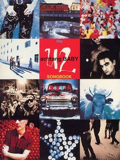 U2: Achtung Baby - Melody Line & Guitar Chords. £16.95