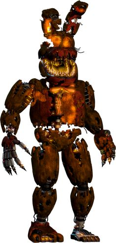 Nightmare Bonnie DLC