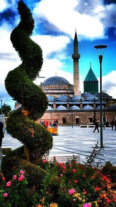 Mevlana Museum #Konya #Turkey ♥♥♥