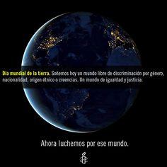 Día Mundial de la Tierra.