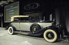 Pierce-Arrow  | 1933 Pierce-Arrow Model 1242 Twelve news, pictures, specifications ...