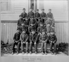 Residential schools were government-sponsored religious schools established to assimilate Aboriginal children into Euro-Canadian culture. Native American Quotes, Native American History, Native American Indians, American Symbols, Native Indian, Native Americans, Residential Schools Canada, Indian Residential Schools, Indigenous Education