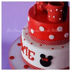 Un gateau minnie