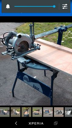 Circular saw / radial arm saw                                                                                                                                                                                 Más