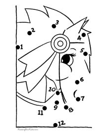 Bluebonkers: Dot to Dot coloring pages - up to 15 Dots - 6 Mazes For Kids Printable, Dot To Dot Printables, Free Printable, Coloring Sheets, Coloring Books, Coloring Pages, Colouring, Dotted Drawings, School Library Displays
