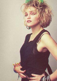 ✞ Nikki Fucking Finn   #Madonna ByHelmut Werb, 1983 Thanks: Madennis :)